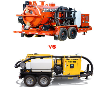 ditchwitch-vs-vermeer