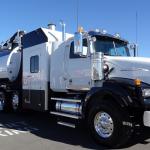 Extra Large Vacuum Truck